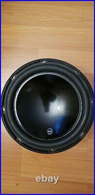 JL Audio 12W3V3-8 12 inch 500W Subwoofer Single voice coil 8 Ohm