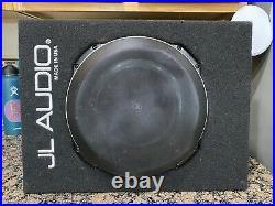 JL Audio CS113TG-TW5v2 13 inch subwoofer with enclosure/box 4ohm