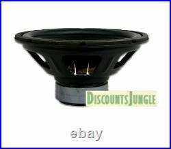Jbl Gt-x1200 12 Subs 1200w 4-ohm Subwoofers Bass Speakers Car Audio Gx1200-new