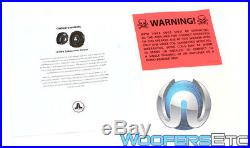 Jl Audio 10tw3-d8 Dual 8 Ohm 10 Shallow Slim Mount Thin Subwoofer Speaker New