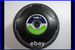 Jl Audio 10w0v3-4 10 4 Ohm Subwoofer 250mm 10-inch Woofer New 10w0 W0v3
