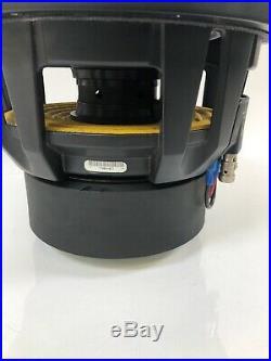 Jl Audio 10w6v3-d4 10 600w Dual Voice Coil 4-ohm Car Bass Subwoofer Speaker