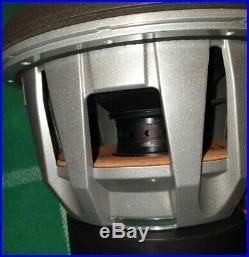 Jl Audio 12W7 12 Inch Subwoofer Driver Bass Sub Single 3 Ohm SPL SQ
