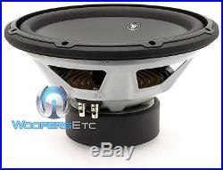 Jl Audio 12w3v3-4 Car 12 Sub 4-ohm 1000 Watt Max Subwoofer Bass Speaker New