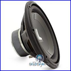 Jl Audio 8w1v3-4 Sub 8 Woofer 300w Max 4-ohm Car Subwoofer Bass Speaker 8w1 New
