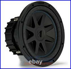 KICKER 44CVX104 1200 WATT DUAL 4 Ohm VOICE COIL 10 INCH ROUND CVX SUBWOOFER NEW