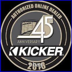 KICKER 45L7R154 1800 WATT DUAL 4 Ohm VOICE COIL 15 INCH SQUARE L7R SUBWOOFER NEW
