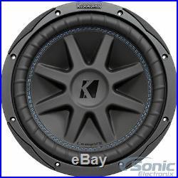 KICKER CompVX 44CVX104 1200W 10 Inch Comp VX Dual 4-Ohm Car Subwoofer