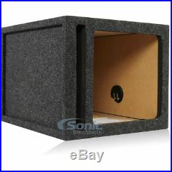 KICKER L7S102 1200W RMS 10 Inch Solo Baric L7 Dual 2 ohm Subwoofer with Enclosure