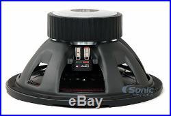 Kicker 12 Inch 1000W Dual 2 Ohm Voice Coils CompR Car Audio Subwoofer 43CWR122