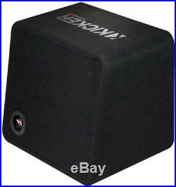 Kicker 12 Inch 1000 Watt 2-Ohm Ported Vented Subwoofer Enclosure Box 43VCWR122