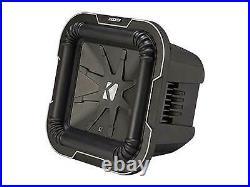 Kicker 41L784 Solo-Baric L78 8-Inch Square Subwoofer 4-Ohm 500W