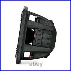 Kicker 44L7S102 L7S Solo-Baric 10 Inch 1200W 2 Ohm DVC Square Subwoofer (4 Pack)