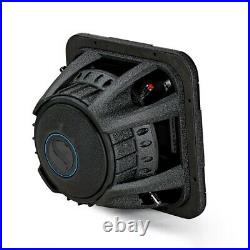 Kicker 44L7S104 L7S Solo-Baric 10 Inch 1200W 4 Ohm DVC Square Subwoofer (4 Pack)