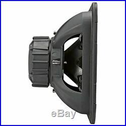 Kicker 45L7R152 1800 Watt Dual 2 Ohm Voice Coil 15 Inch Square L7R Subwoofer