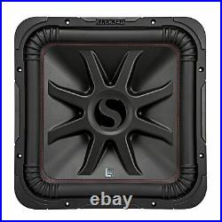 Kicker 45L7R154 L7R 15 Inch 38cm Subwoofer Dual Voice Coil 4 Ohm
