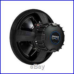 Kicker COMPVX 15-INCH (38cm) Subwoofer, Dual Voice Coil, 4-Ohm, 1000W