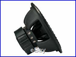 Kicker CVR15 CompVR 15 Inch 380mm Subwoofer 2 Ohm DVC Bundle