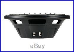 Kicker CWRT12 12-inch CompRT Series Dual 1-Ohm 500W Sub Subwoofer Install Kit