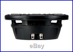 Kicker CWRT8 8-inch CompRT Series Dual 1-Ohm 400-Watt Sub Subwoofer Install Kit