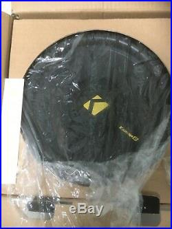 Kicker CWS104 CompS 10 inch SVC 600 Watts Single 4 Ohm Car Subwoofer Speaker