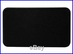 Kicker CompRT8 8-inch (20cm) Subwoofer in Thin Profile Enclosure, 2-Ohm, 300W