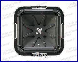 Kicker Q-Class L710 10-Inch 4 Ohm Subwoofer