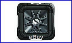 Kicker Refurbished 11S10L7D2 Car Audio 10-Inch L7 Dual 2 Ohm 1200W Subwoofer
