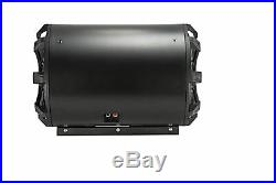 Kicker TB10 10-inch Sub and Passive Radiator in Weather-Proof Enclosure, 2-Ohm