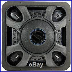 L7S 15-Inch (38cm) Subwoofer, Dual Voice Coil, 2-Ohm 1000W