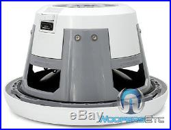 M212s4 White Rockford Fosgate 12 4-ohms 600w Marine Boat Subwoofer Speaker New