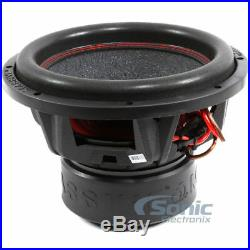MASSIVE AUDIO SUMMOXL104 10 inch 3000 Watt Dual 4 ohm Car Bass Subwoofer Sub