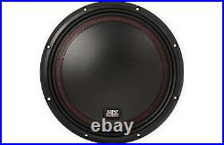 MTX 55 Series 5510-44 10 inch 400W RMS Dual 4 OHM Car Audio Subwoofer