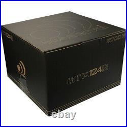 Massive Audio Massive GTX Series 12-Inch 1,000-Watt-RMS Dual 4-Ohm Subwoofe