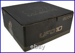Massive Audio UFO10 10 Inch Shallow Truck Car Sub Subwoofer 600 Watt Dual 4 Ohm