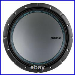 Memphis Audio Mb1524 15 Sub 1000w Max 4-ohm 2-ohm Subwoofer Bass Speaker New