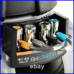 Memphis Audio Mb824 8 Sub 600w Max 4-ohm 2-ohm Subwoofer Bass Speaker New
