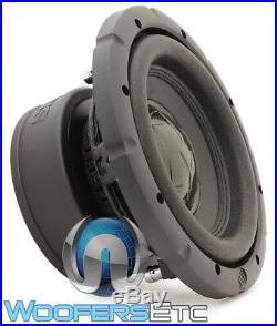 Memphis Brx844 8 Sub 250w Rms Dual 4-ohm Car Audio Subwoofer Bass Speaker New