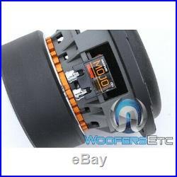 Memphis MJM622 6.5 Sub 700W RMS Dual 2-Ohm MOJO Subwoofer Bass Speaker New