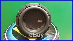 Memphis Mojo 6.5 inch Subwoofer 700/1400 watts Dual 2 ohm