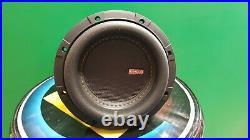 Memphis Mojo 6.5 inch Subwoofer 700/1400 watts Dual 2 ohm