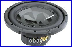Memphis Prx154 15 Sub 600w Max Singl 4-ohm Car Audio Subwoofer Bass Speaker New