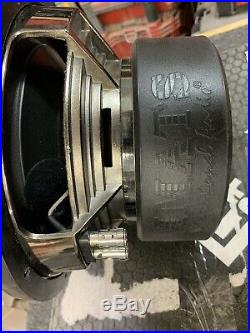 Mmats P3.0 10 Inch Subwoofer Dvc 4ohm Sq Old School