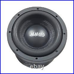Mmats Pro Audio 8' inch subwoofer Dreadnaut new Model 700watts RMS DVC 2ohm