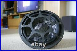 Morel Ultimo SC124 Audiophile High End Subwoofer 12 inch 4ohm 600w RMS