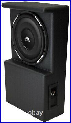 Mtx Audio Toyota Tundra Loaded 10 Inch 300w Rms 4 Ohm Subwoofer Enclosure