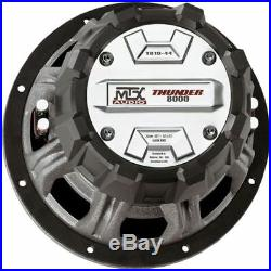 Mtx T8000 Series T810-44 10 Inch 400w Rms Dual 4 Ohm Subwoofer