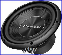 NEW 10 DVC Pioneer Subwoofer Bass. Replacement. Speaker. 4ohm. Sub. Low woofer. 1300W