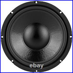 NEW 10 Subwoofer Bass. Replacement. Speaker. 4 ohm. Home Audio Sub. 400w. SVC. 10inch