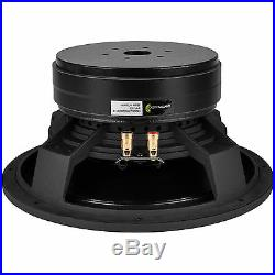 NEW 12 Home Audio Subwoofer Replacement Speaker. Bass Woofer. 800w. 4 ohm SVC sub
